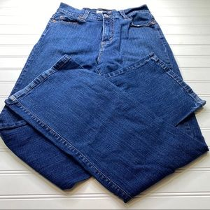 Levi's perfectly slimming women's jeans size 8M